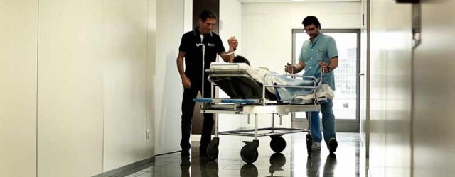 """El escalador catalán Edu Marín paso por la sala de cirugías el pasado 26 de abril para """"cambiar"""" la polea A2 del dedo medio,lesionada durante […]"""