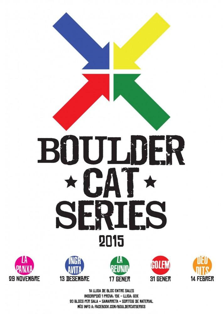 Boulder Cat Series 2015   La Reunió @ La Reunió   Cataluña   España