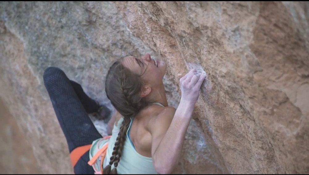 Video escalada deportiva
